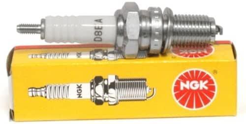 4 x NGK Bujías Encendido D8EA (2120): Amazon.es: Coche y moto