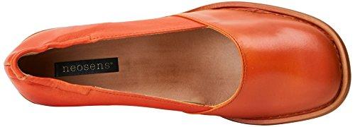 Skin Femme Carrot Debina Neosens Carrot Orange Fermé S577 Bout Escarpins Restored PUBcfq7WT