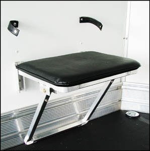 Peachy Triton 13302 Folding Seat Caraccident5 Cool Chair Designs And Ideas Caraccident5Info