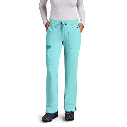 greys-anatomy-signature-womens-2207-3-pocket-low-rise-scrub-pant-opal-large-petite