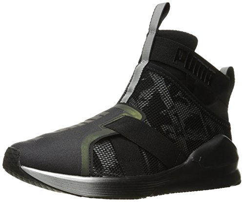 PUMA Women's Fierce Strap Swan Wn's Cross Trainer Shoe