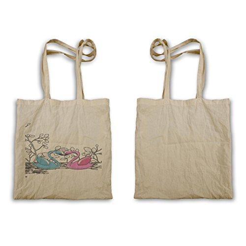 Ti Amo Uccello Novità Divertente Vintage Tote Bag A130r