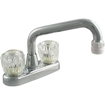 Ldr 012 5205 Laundry Faucet Dual Acrylic Handle Ab1953