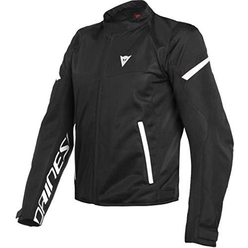 Dainese Bora Air Jacket - Black/White (Euro 52 / US 42)