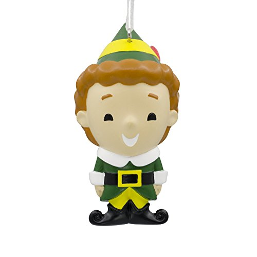Hallmark Christmas Ornament ELF Movie, ELF Buddy The -