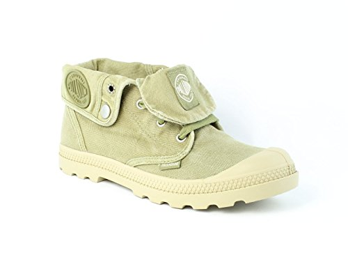 Palladium Women's Baggy Low Chukka Boot, Sage, 7.5 M US