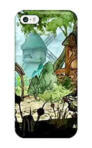 Awesome Case Cover/iphone 5/5s Defender Case Cover(child Of Light Ps) 2921100K94683879