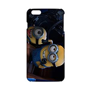 WWAN 2015 New Arrival despicable me 2 phil 3D Phone Case for iphone 6 plus Kimberly Kurzendoerfer