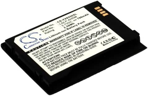 Battery Replacment for lg VX8550 VX-8550 VX-8550 Chocolate LGLP-AHDM SBPP0024101 SBPP0024102 SBPP0024103 SBPP0024408