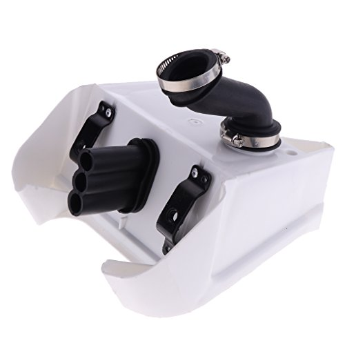 D DOLITY Brand New PW80 PY80 Air Filter Box for Yamaha Peewee 80 Dirt Bike: