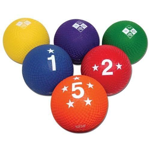 - Voit 4-Square Utility Balls