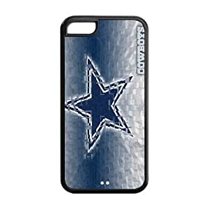 Custom Dallas Cowboys NFL Series Back Cover Case for iphone 5C