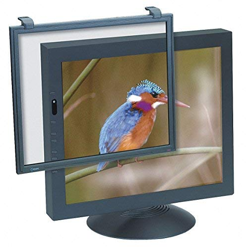 3M Privacy Filter, 17-18inLCD/16-19inCRT, Blk by CAI - 3M (Image #1)