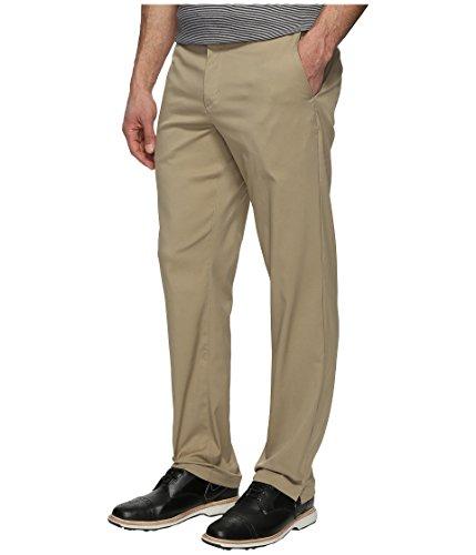 Nike Herren Flat Front Hose, Weiß, 54 Khaki/Khaki