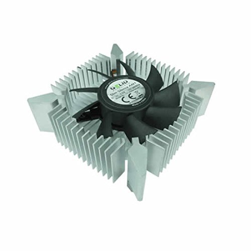 Gelid Solutions CPU Fan Cooling CC-Slim Silence-AM1