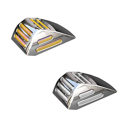 Trux Accessories Flatline Rectangular Led Cab Light Replacement Lens