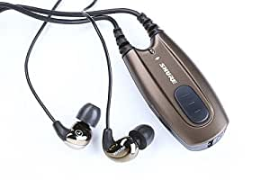 Shure SE530PTH Sound Isolating Earphones with Push-To-Hear Control (Discontinued by Manufacturer)