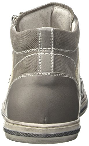 Nero Giardini P704820U, Zapatillas Altas Hombre Gris (105)