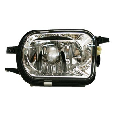 PASSENGER SIDE FOG LIGHT Mercedes-Benz C230, Mercedes-Benz C240, Mercedes-Benz C32 AMG, Mercedes-Benz C320 ASSEMBLY;; WITHOUT AMG; WITH BI-XENON HEAD LIGHT