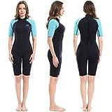 Dark Lightning 2mm Wetsuit Men's and Women's Shorty