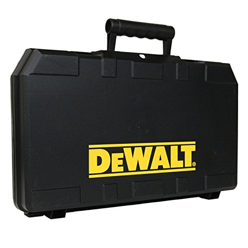 Dewalt DC385 Reciprocating Saw Case (Bare Case only - no tool) (Dewalt Sawzall 18v Bare Tool)