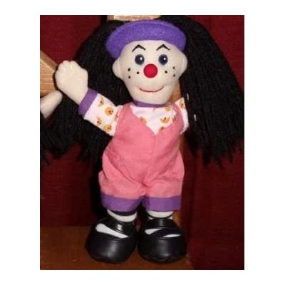 "10"" Big Comfy Couch Loonette Plush Doll: Toys & Games"