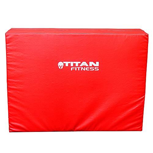 Titan Gymnastics Tumbling Mat | 6′ x 4′ x 6″