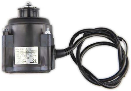 DOJA Industrial | Ventilador electronico ELCO ECM 12 | Aspirantes ...