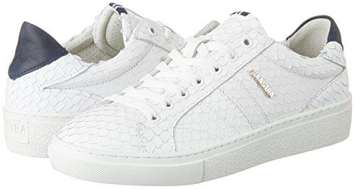 Donna Sneaker Gaastra 1000 white Cat Sld Bianco qOAAwvf