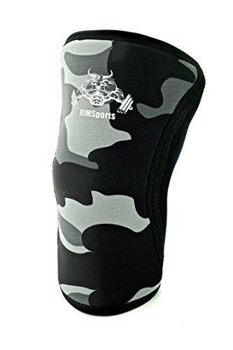 squatting knee sleeve pad