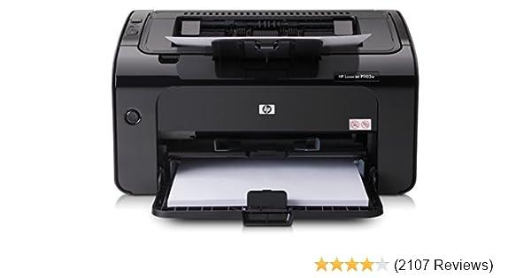 amazon com hp laserjet pro p1102w wireless laser printer ce658a