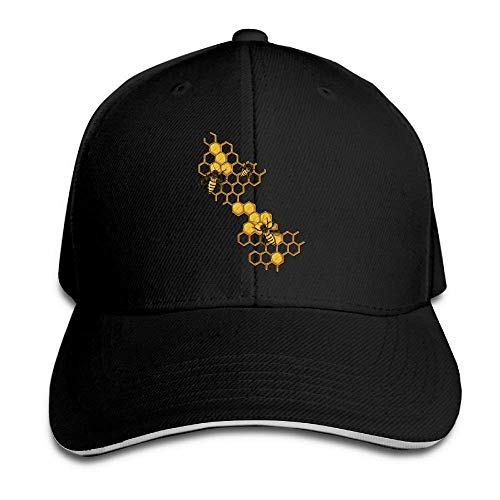 Cap Skull Cowboy Men Women Yellow Bee Hat JHDHVRFRr Cowgirl Hats Denim Sport wfR4nX
