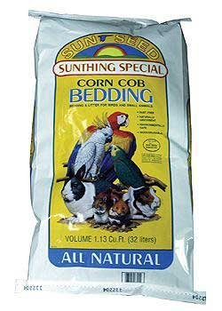 Corn Cob Bedding by Sunseed Company