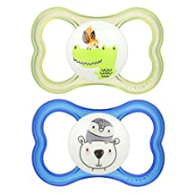 MAM Air Pacifer, Boy, 6+ Months