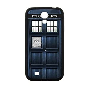 Doctor Who's TARDIS Cell Phone Case for Samsung Galaxy S4