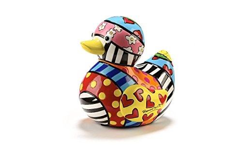 Ducks Limited Edition - Romero Britto Limited Edition Collectible - Duck Safari