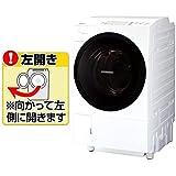 東芝 TW-117A7L グランホワイト ZABOON [ドラム式洗濯乾燥機 (洗濯11.0kg/乾燥7.0kg) 左開き]