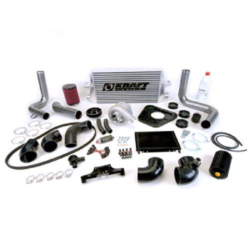 Kraftwerks 150-05-2003 Silver Supercharger System with AEM V2 Engine Management System for Honda S2000