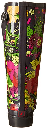 Sak Womens Rytm Regn Boot Skiffer Flower Power