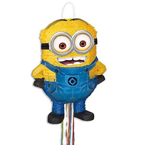 Minions Despicable Me - 3D Pull Pinata (Minion Pinatas)