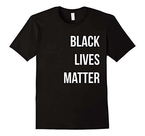 Black Lives Matter Simple Shirt