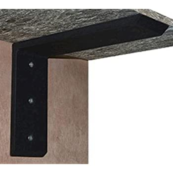 outdoor l brackets