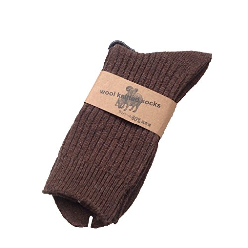 Lian LifeStyle Pairs Knitted Socks product image