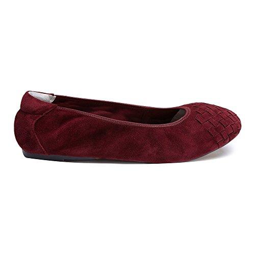 a Ante Plegables Mujer Zapatos Richmond Cocorose Ballerinas Borgo Cuero 8nFw0qWTvH