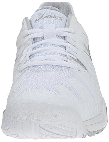 ASICS レディース GEL-Resolution 6 US サイズ: 12 カラー: ホワイト