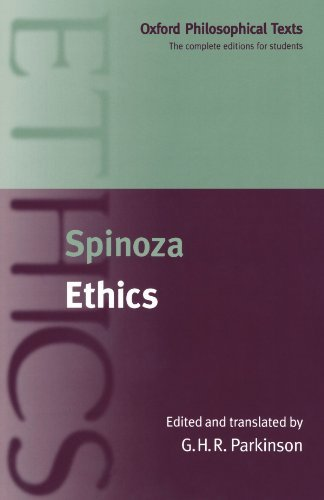 Ethics: 1st (First) Edition