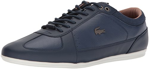 Lacoste Heren Evara Sneakers Nvy Synthetische