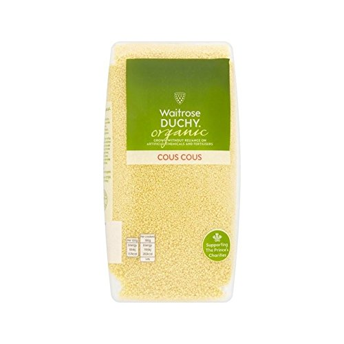 Wholesome Organic Couscous Waitrose 500g - Pack of 4