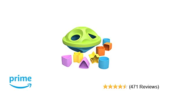 Green Toys Shape Sorter Greenblue