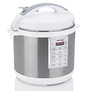 Fagor LUX Multicooker 935010037 , 6 qt. , White 8